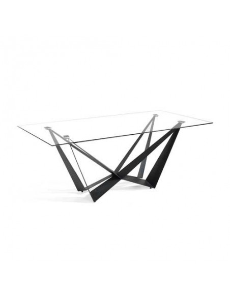 Mesa de diseño rectangular...