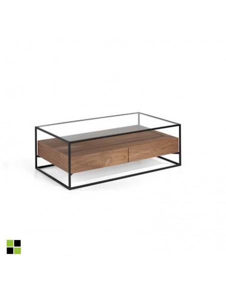 Mesa de centro mod. Timber