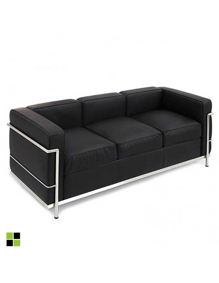 Sofá de diseño 3 plazas...