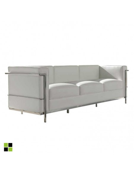 Sofá de diseño de 3 plazas...