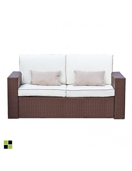 Sofá de dos plazas Moraira