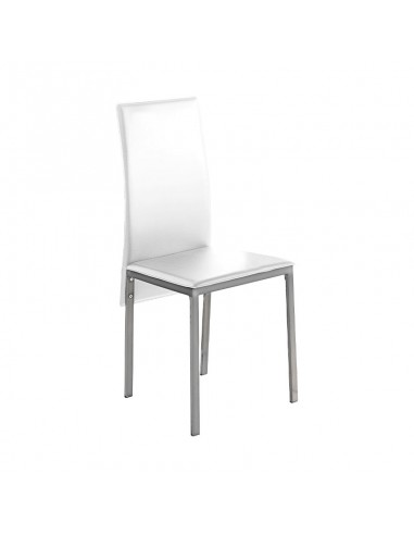 Pack 4 sillas Melbourne blanca