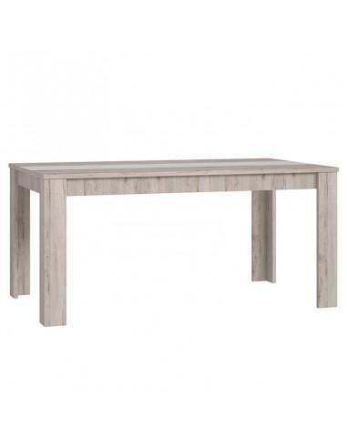 Mesa de comedor fija LAGU madera nórdica