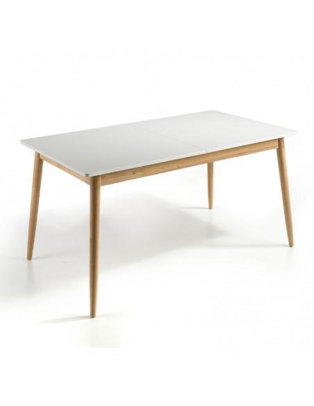 Mesa de diseño en 160 cm Lucas