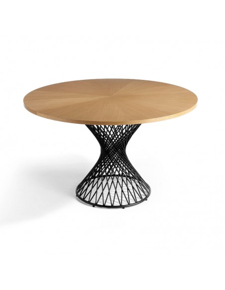Mesa de diseño circular SINKI