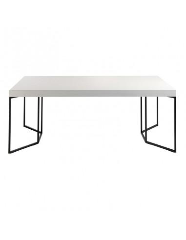 Mesa de diseño en blanco mod. One