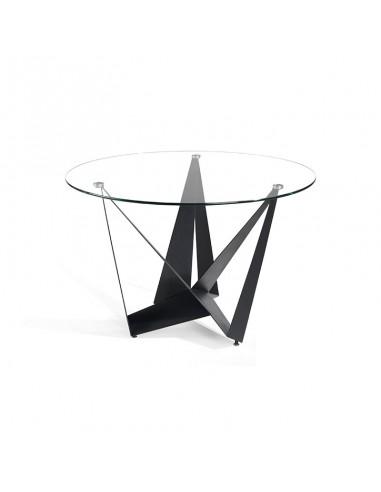 Mesa de comedor circular Bayo