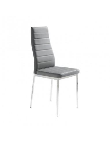 Pack 6 sillas Felia color gris