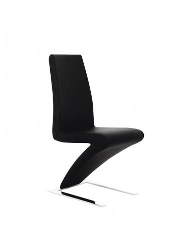 Pack 2 sillas Silva color negro
