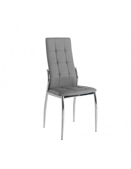 Pack 4 sillas Cami polipiel...