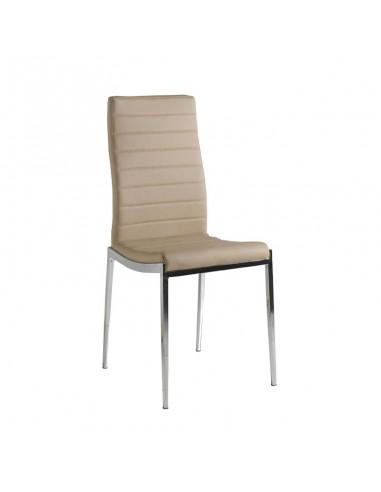 Pack 4 sillas Silvestre polipiel...