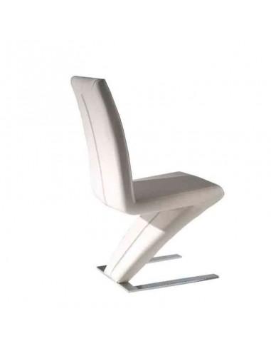 Pack 2 sillas Silva color blanca