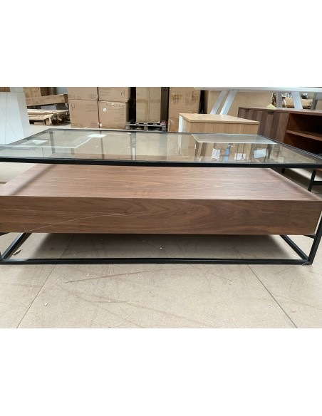 Mesa de comedor redonda diseño mod. Bon