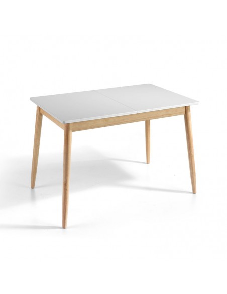 Pack 4 sillas Silvestre blanca
