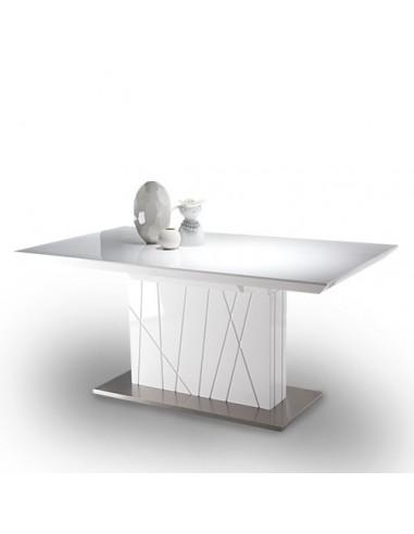 Mesa de comedor extensible Ambra